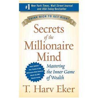หนังสือ SECRETS OF THE MILLIONAIRE MIND