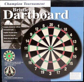 SPORTLAND ������������������ ������������������ ������������������ Sisal Dart Board SPL AP-301C18