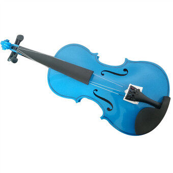 Student Acoustic Violin 1 of 4 ( Blue )