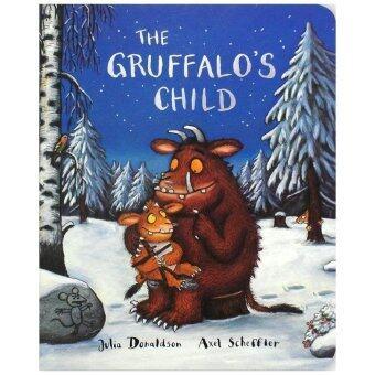 The Gruffalo's Child (Board Book) (หนังสือนิทานภาษาอังกฤษ)