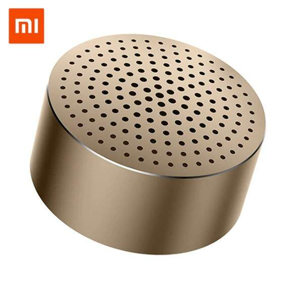 สอนใช้งาน  ชุมพร Xiaomi Bluetooth Speaker Stereo Portable Wireless Speakers Mini Mp3 Player Music Speaker Hands-free Calls  ลำโพงบลูทูธแบบพกพา