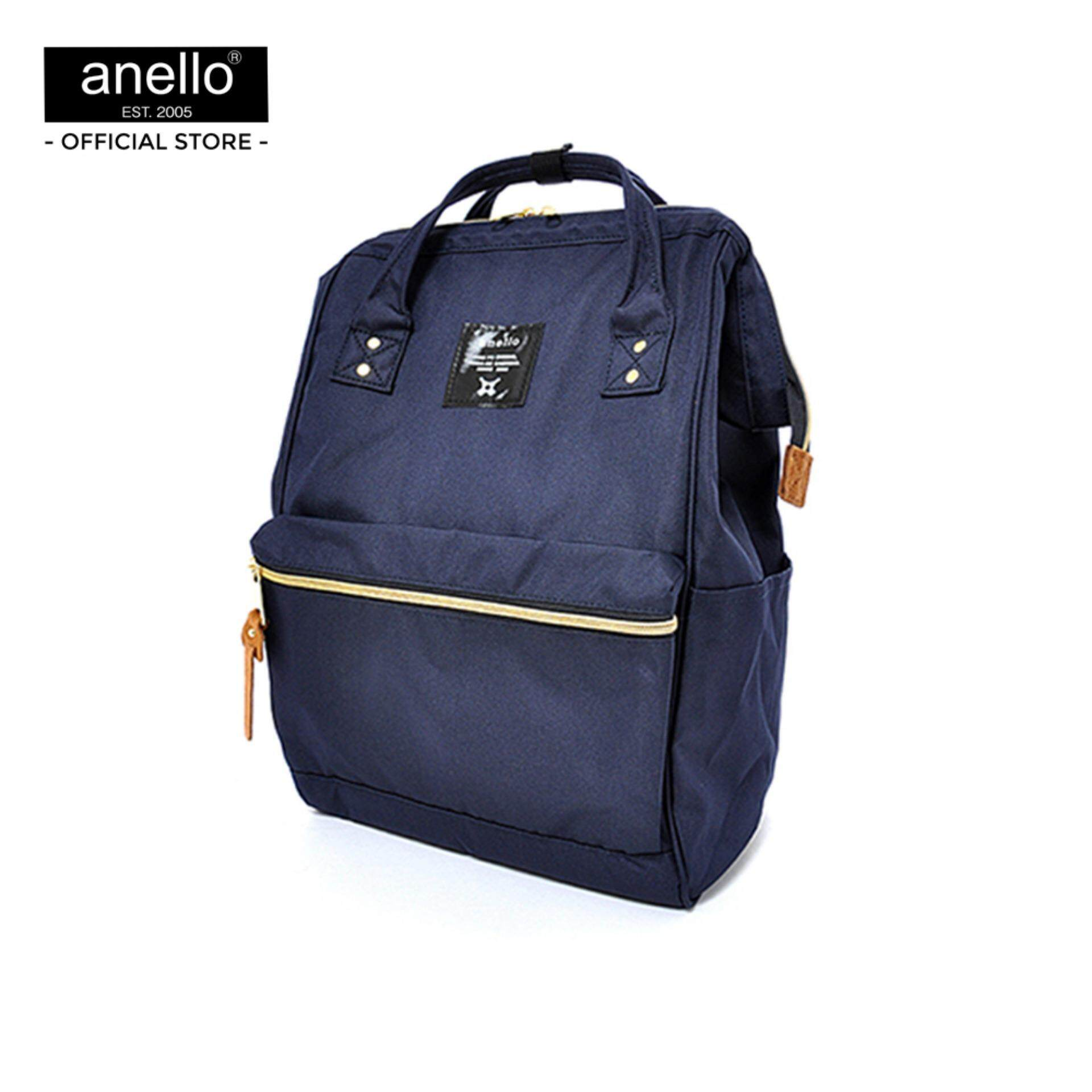 การใช้งาน  มหาสารคาม anello กระเป๋า Regular Backpack_AT-B0193A