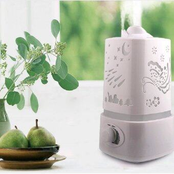 1.5L Ultrasonic Air Purifier LED Color Changing Butterfly Aroma OilDiffuser Humidifier