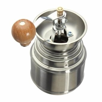 2pcs Stainless Steel Manual Spice
