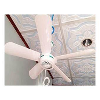 ประเทศไทย พัดลมแขวน / ติดเพดาน 5 ใบพัด ให้ลมแรง ใช้ไฟบ้าน