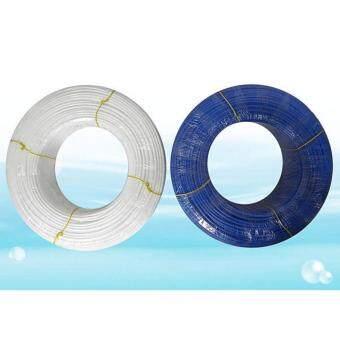ADD สายยางน้ำดื่ม PE ขนาด 3/8 (3 หุน ) ความยาว 5 เมตร - White