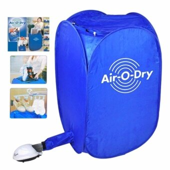 จัดโปรโมชั่น เครื่องอบผ้าแห้งขนาดเล็ก Size Mini แบบพกพาสะดวก โมเดล Air-O-Dry ( Hot item )