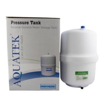 Aquatek Pressure Tank AQUATEK SILVER - 4.0 G Plastic Tank