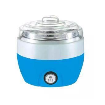 2560 BEST HS Yogurt machine เครื่องทำโยเกิร์ต Portable Automatic Fruit Yogurt Maker Plastic liner HS-001