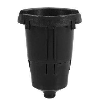 Black Portable Coffee Filter Machine