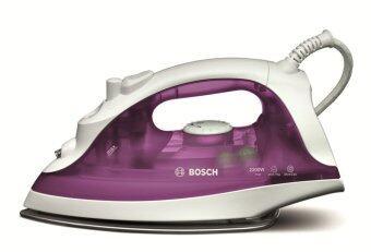 ขอเสนอ Bosch เตารีดไอน้ำ - รุ่น TDA2329TH - สีขาว/ม่วง