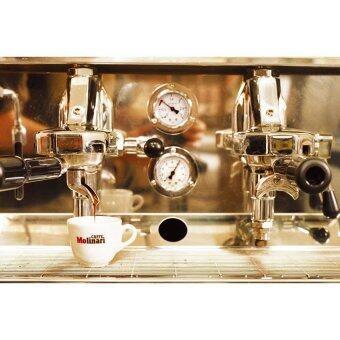 Caffe' Molinari เมล็ดกาแฟ คั่วระดับกลาง Miscela di caffe in grani250 g. - 4