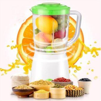 coco Juicer blender เครื่องปั่นผลไม้พร้อมเครื่องบดสับ Blender & Grinder 1.2 ลิตร รุ่น (Green/White)