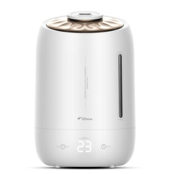 Deerma Ultrasonic Air Humidifier 5L Large Capacity Mist Aromadiffuser - intl