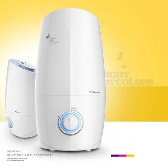 Delmar home large bedroom quiet humidifier Office Small Air Mini aromatherapy machine for pregnant women - intl
