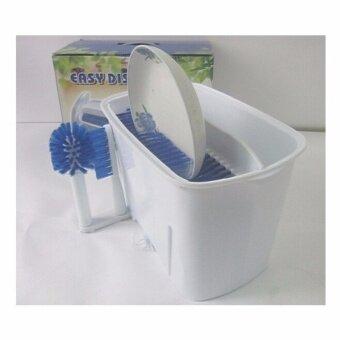 เครื่องล้างจาน รุ่น Easy dish (สีขาว)