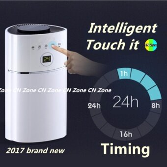 electric intelligent dehumidifiers Timing UV light purify air dryermachine moisture absorb Smart Home Appliances - intl