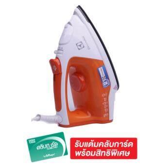 Electrolux เตารีดไอน้ำ รุ่น ESI5113 1800W