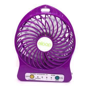 พัดลมแบบพกพา Eloop Mini USB Fan