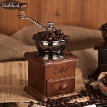 EsoGoal เครื่องบดกาแฟด้วยมือเครื่องเทศเครื่องบดเครื่องแก้มเครื่องตีไข่เครื่องบดเมล็ดกาแฟเครื่องบดกาแฟ