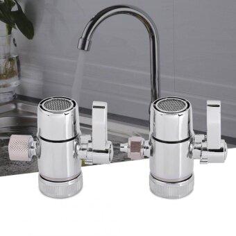 Faucet Adapter Diverter Valve Counter Top Water Filter 1/4 InchConnector - intl