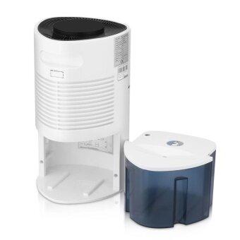 Finether 1.1L/D Digital Air Dehumidifier Anion UV Air Purify EU Plug (White) - intl - 3