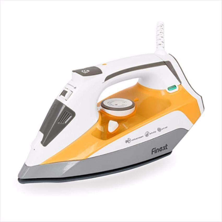 FINEXT เตารีดไอน้ำ รุ่น IR035SP สีเหลือง