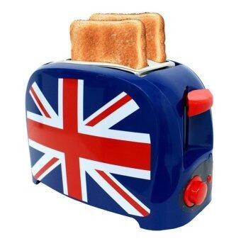 GALAXY เครื่องปิ้งขนมปัง ธงชาติอังกฤษ 750 W รุ่น YT-6001