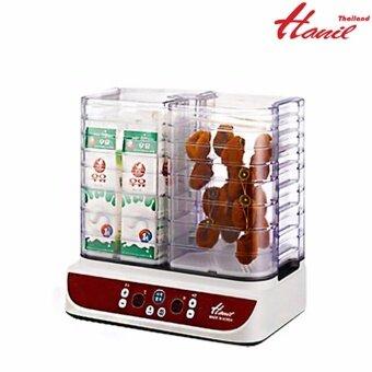 ประกาศขาย Hanil Electric Food Dehydrator DFD-6120HL 6 trays [Red color] /Yogurt Mode/Moist Mode