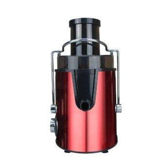 เครื่องคั้นน้ำผักและผลไม้แบบแยกกากอัตโนมัติ รุ่น HHS-S500 สีแดง