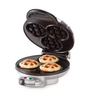 HOMEMATE เครื่องอบขนมวาฟเฟิล / Mini Belgian Waffle Maker HOM-115B21