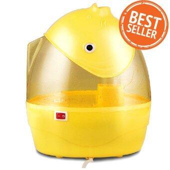 ต้องการขาย Hot item Dolphin Hamunifier เครื่องพ่นควันเพื่มความชื้นในอากาศปลาโลมาสีเหลือง 2.5L