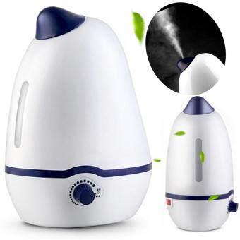 Hot item Ultrasonic Aromatherapy Humidifier เครื่องพ่นควันเพิ่มความชื้นแฟชั่น 2.5L