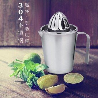 Huangying ry007 ในเชิงบวกสแตนเลสกลั่นกดเป็นน้ำผลไม้