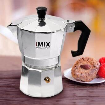 I-MIX Moka Pot หม้อต้มกาแฟสด