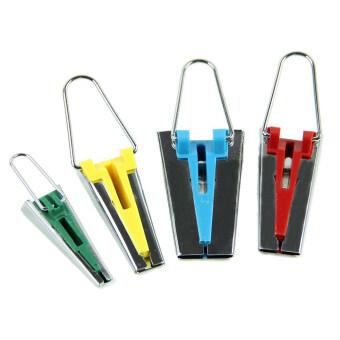 Leegoal 4 ขนาด 6มม 12มม 18มม 25มมทำผ้านวมเย็บแถบเครื่องมือมีอคติ (ในประเทศ)