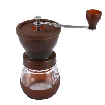 Harga niceEshop Manual Coffee Grinder Coffee Mill Grinding Mill Pepper Grinder Bean Grinder With Sealed Can,Coffee - intl