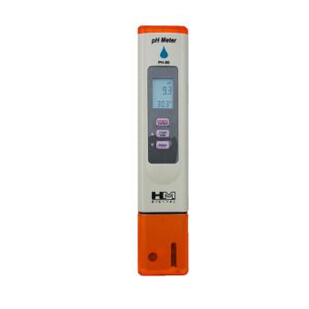 PH Meter - PH-80 HM Digital pH & Temperature Meter พีเอช มิเตอร์ เครื่องวัดค่าพีเอช ค่าความเป็นกรดเป็นด่าง และอุณหภูมิ