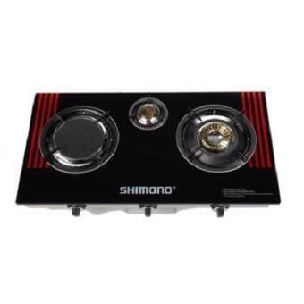 Shimono Gas Stove เตาแก๊ส 3 หัว