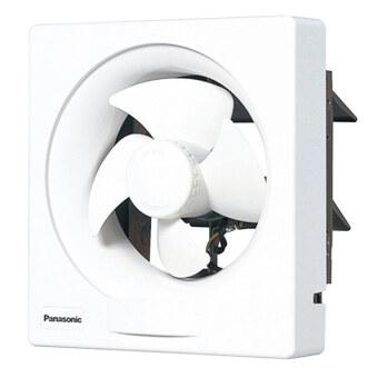 Panasonic พัดลมดูดอากาศ 12 นิ้ว ดูดเข้า-ออกได้ FV-30RUT (White)