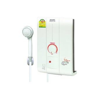 SHARP เครื่องทำน้ำอุ่น รุ่น WH-HOT HOT