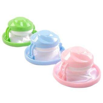 เครื่องกรองน้ำซักถุง Kittymouse (สีชมพู หรือสีน้ำเงิน หรือสีเขียว)-