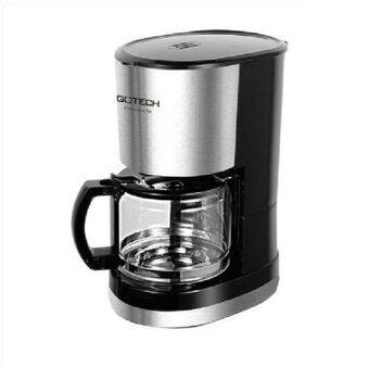DJSHOP Coffee Maker เครื่องชงกาแฟ รุ่น CM6669M สแตนเลส สีดำ