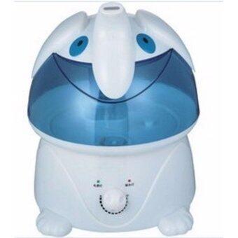 เครื่องเพิ่มความชื้นในอากาศสำหรับเด็ก และผู้เป็นภูมิแพ้-ช้างสีน้ำเงิน
