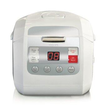 Philips หม้อหุงข้าวดิจิตอล 1 ลิตร HD 3030