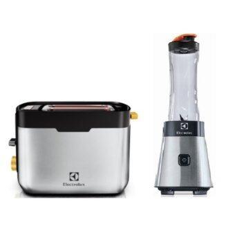 Electrolux Set เครื่องปั่น+เครื่องปิ้งขนมปัง รุ่น ECTB2016