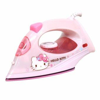 สินค้ายอดนิยม GALAXY เตารีดไฟฟ้า Hello Kitty รุ่น HD-194 เปรียบเทียบราคา
