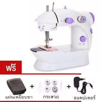จักรเย็บผ้า ไฟฟ้า มินิ ขนาดพกพา Mini Sewing Machine