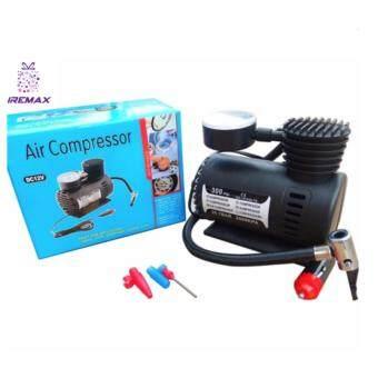 AIR Compressor ปั้มลมไฟฟ้า ปั้มลมรถยนต์ ปั๊มเติมลมยาง เครื่องสูบลม เติมลมยาง พกพา 300PSI 12V