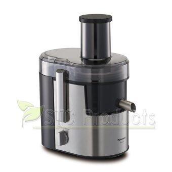 Panasonic เครื่องคั้นน้ำผลไม้แยกกาก รุ่น MJ-DJ01S (สีดำ)